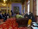 Vicepresidenta Beatriz Argimón encabezó homenaje del Poder Legislativo al Grupo Asesor Científico Honorario