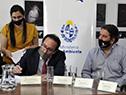 Firma del acuerdo en simultáneo en Buenos Aires y el Parque Nacional Esteros de Farrapos e Islas del Río Uruguay