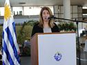 Directora general de Secretaría del Ministerio de Ganadería, Fernanda Maldonado