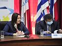 Reunión de la Comisión Sectorial de Descentralización