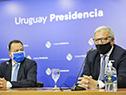 """Sergio Rico y Gerardo Sotelo en presentación de campaña de comunicación """"Prepararse hace la diferencia"""""""