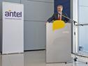 Presidente de Antel, Gabriel Gurméndez