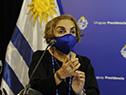 Representante de UNICEF en Uruguay, Luz Angela Melo