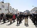Luis Lacalle Pou encabezó aniversario del Estado Mayor de la Defensa