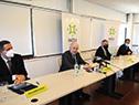 Ministro de Educación y Cultura, Pablo da Silveira, encabezó acto de asunción de autoridades del Instituto Nacional de Evaluación Educativa (Ineed)