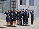 Celebración del 133.° aniversario de la creación de los servicios de Bomberos en Uruguay y del Día del Héroe Bombero