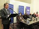 Firma de convenio de cooperación entre la Asociación Uruguaya de Archivólogos y el Ministerio de Educación y Cultura