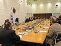 Presidente de la República, Luis Lacalle Pou, encabezó instalación de Comisión de Expertos en Seguridad Social