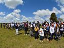 Inauguración de obras de electrificación en Tacuarembó