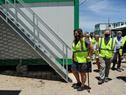 Ministra de Vivienda, Irene Moreira, encabezó inauguración de 52 soluciones habitacionales en Paso de los Toros