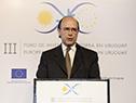Presidente de la Cámara Nacional de Comercio y Servicios, Julio Lestido