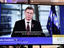Vicepresidente ejecutivo de la Comisión Europea, Valdis Dombrovskis