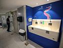 Centro Quirúrgico Pediátrico del hospital Pereira Rossell