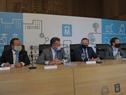 Secretario de Presidencia, Álvaro Delgado, participó de reunión y conferencia con Centro Coordinador de Emergencias Departamentales (Cecoed)