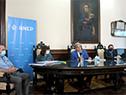 Silva y Fabeyro, anunciaron la continuidad del servicio de alimentación escolar durante los meses de enero y febrero
