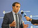 Subsecretario de Salud, José Luis Satdjian