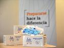 Sistema Nacional de Emergencias recibió 200.000 tapabocas para distribuir en todo el país