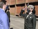 Presidente de la República, Luis Lacalle Pou, encabezó ceremonia de graduación de 75 nuevos alféreces del Ejército Nacional