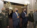 Acto de asunción del jefe del Estado Mayor de la Defensa, Gustavo Fajardo