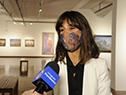 Coordinadora del Instituto Nacional de Artes Visuales, Silvana Bergson