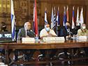 Ministro Pablo da Silveira diserta en el Congreso de Intendentes