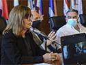 Subsecretaria de Cultura, Ana Ribeiro