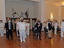 Luis Lacalle Pou en 192.º aniversario de Prefectura Nacional Naval