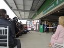 Acto de inauguración de la Unidad Agroalimentaria Metropolitana