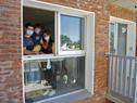 Autoridades de Ministerio de Vivienda encabezaron entrega de entrega de 15 soluciones habitacionales