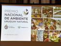 Acto de presentación del Premio Nacional de Ambiente Uruguay Natural