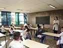 Inicios de clases en la Escuela N°. 38
