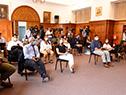 Conferencia de prensa con motivo del comienzo del plan de vacunación contra la COVID-19 en todo el territorio nacional