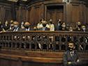 Ministros y autoridades asistentes