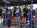 Lacalle Pou en el 108.° aniversario de la Fuerza Aérea