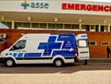 Entrega de ambulancias en Canelones