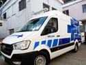 Entrega de ambulancias en Florida