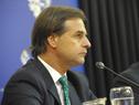 Presidente de la República, Luis Lacalle Pou, encabezó conferencia de prensa en Torre Ejecutiva