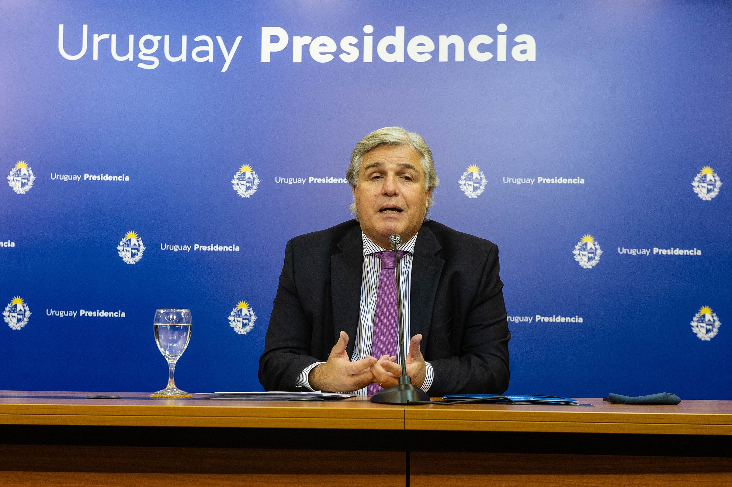 Ministro de Relaciones Exteriores, Francisco Bustillo