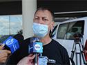 Delegación de médicos israelí especializada en tratamiento de COVID-19 arribó al aeropuerto de Carrasco