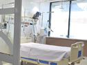 Nuevas camas de CTI en Hospital Maciel
