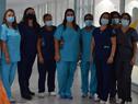Personal del CTI del Hospital Maciel
