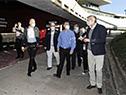 Especialistas del hospital israelí Sheba, recorrieron las instalaciones del estadio Centenario