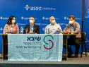 Delegación del hospital Sheba de Israel