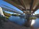 Puente sobre el arroyo Agua Sucia