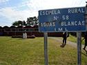 Escuela rural n.° 58, Aguas Blancas