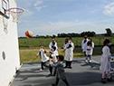 Alumnos de la escuela rural n.° 58, Aguas Blancas