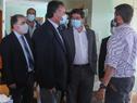 Autoridades de ASSE en Rocha