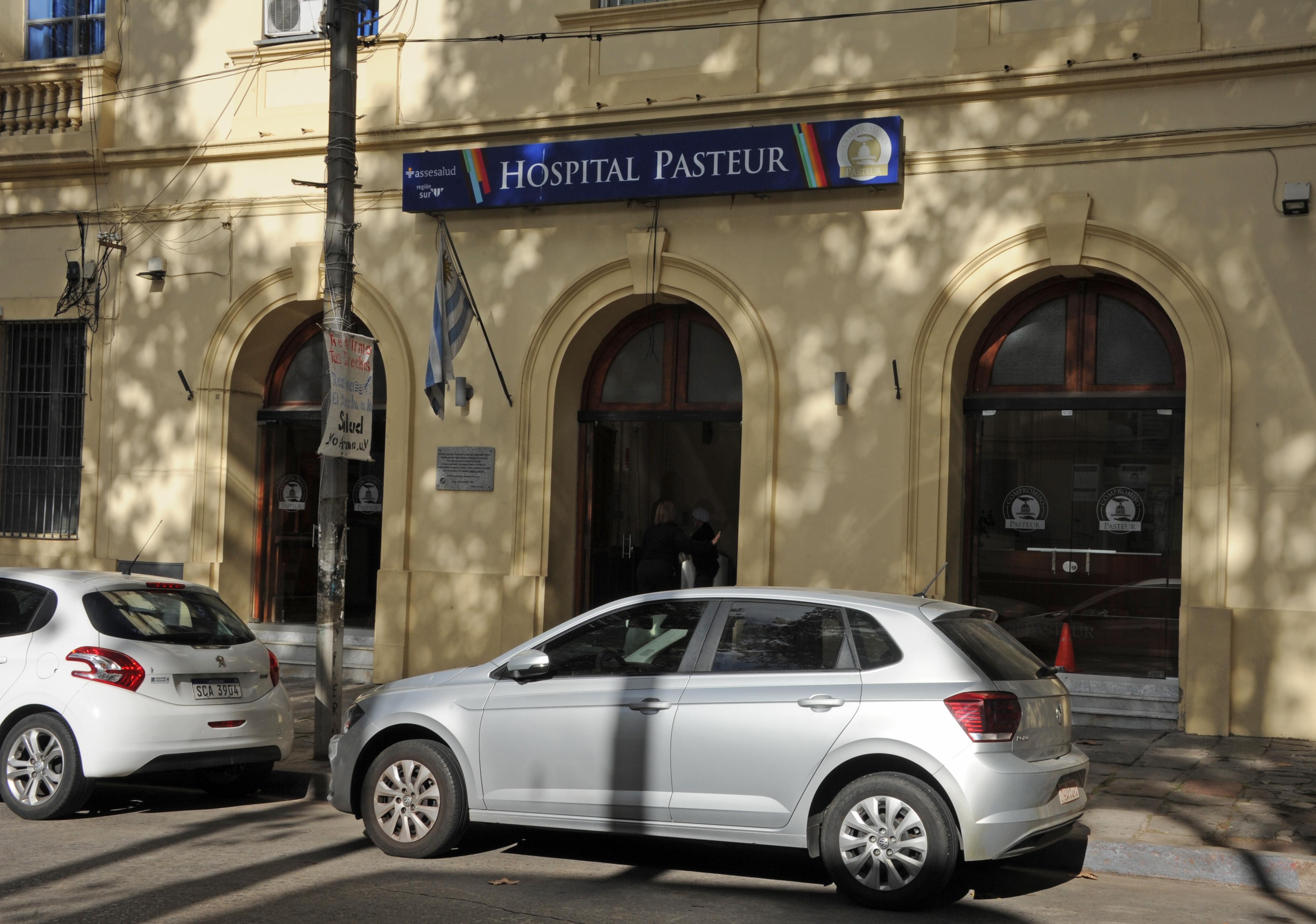 Hospital Pasteur