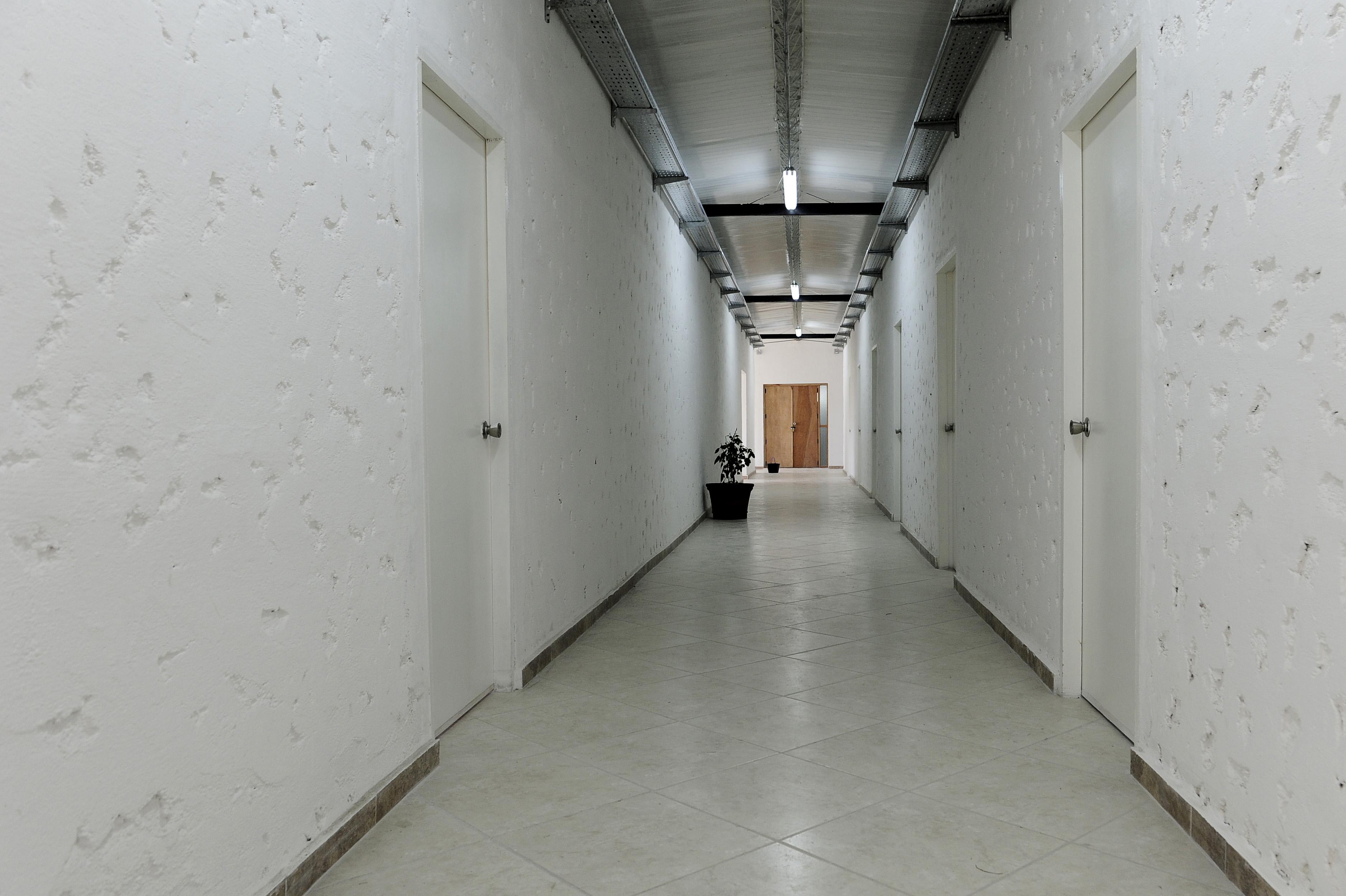 Inauguración del centro de preegreso de internos en Santiago Vázquez