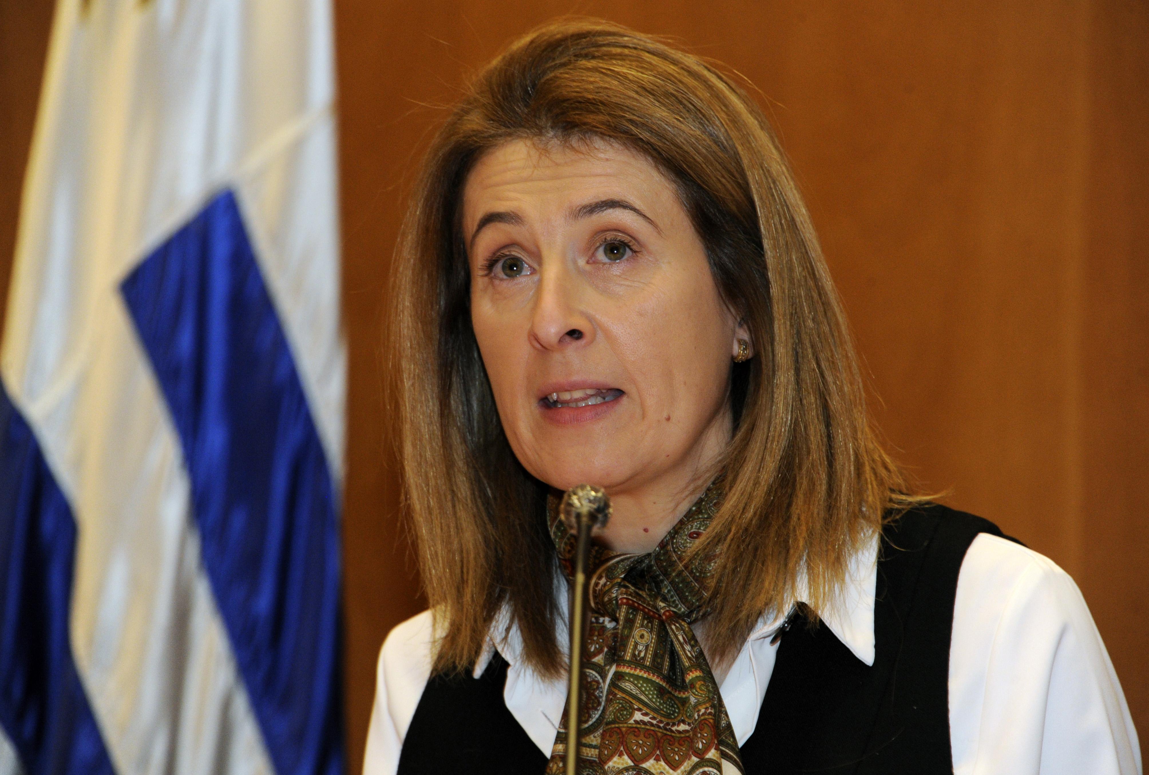 Directora general del MGAP, Fernanda Maldonado